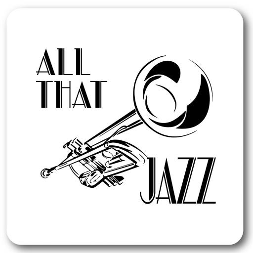 All That Jazz Metal Wall Sign