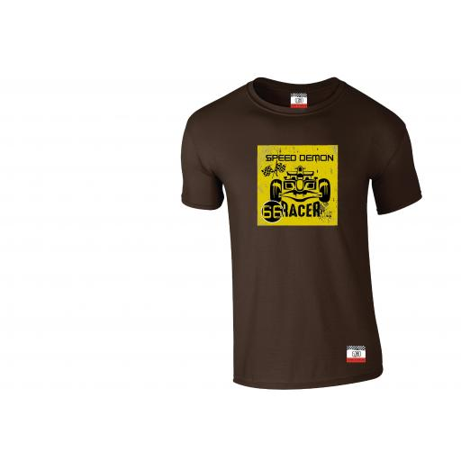 Speed Demon66 Racer T-shirt