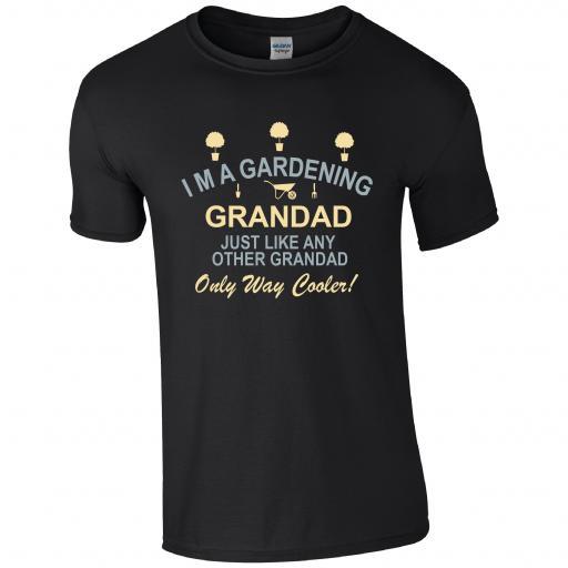 I'm a Gardening Grandad, Gardening Humour T-shirt