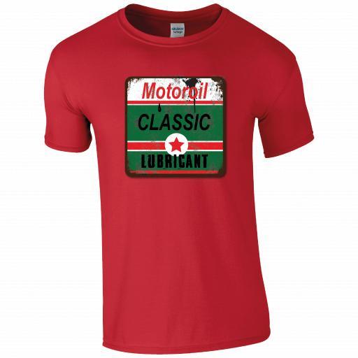 Motoroil Classic Lubricant T-shirt