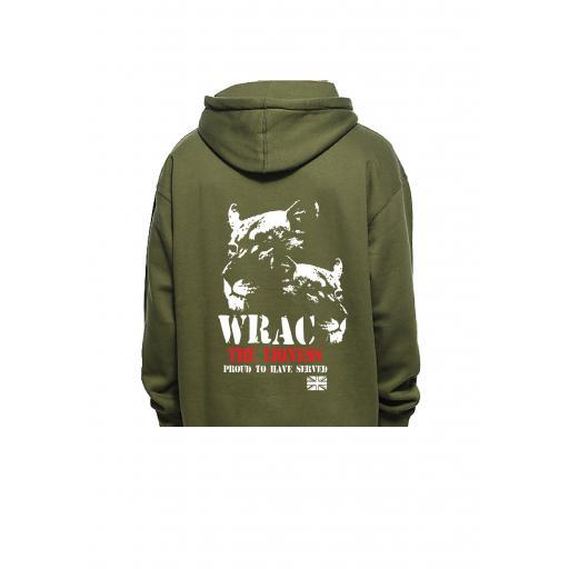 WRAC Lioness hoodie