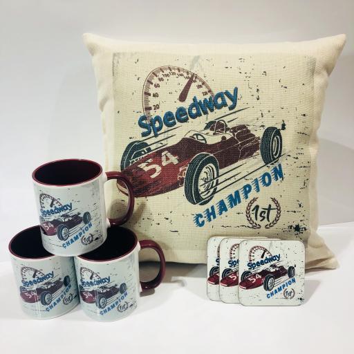 Speedway Champion Gift Set