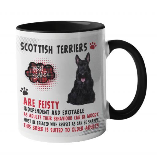 Scottish Terrier Dog Breed Mug