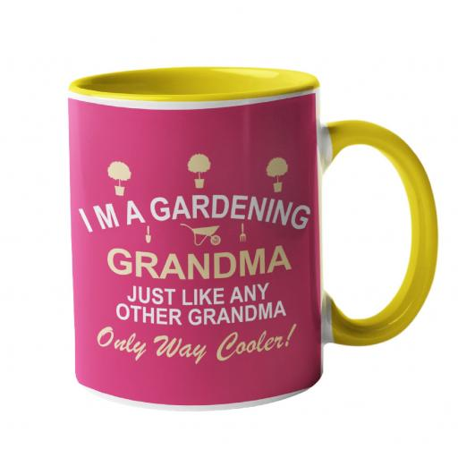 I'm a Gardening Grandma Mug