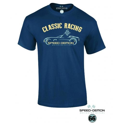 Classic Racing, Speed Demon T-Shirt