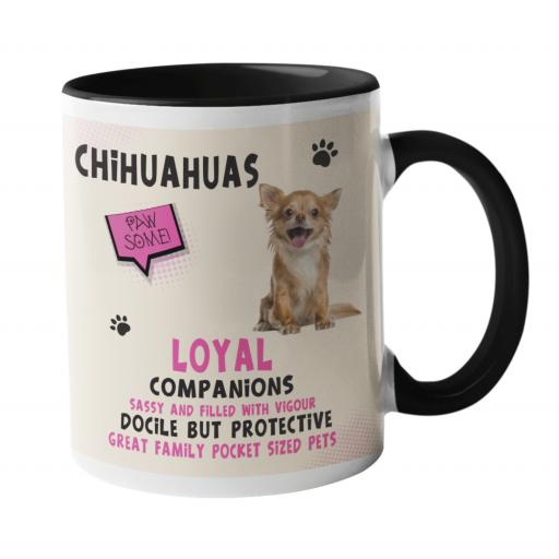 Chihuahuas Dog Breed Mug
