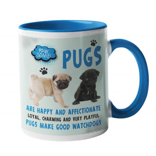 Pugs Dog Breed Mug