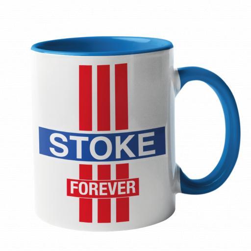 Stoke Forever Football Mug