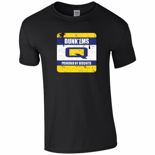 Dunham's T-shirt