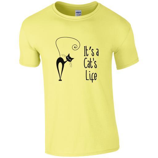 It's a cat's life T-Shirt
