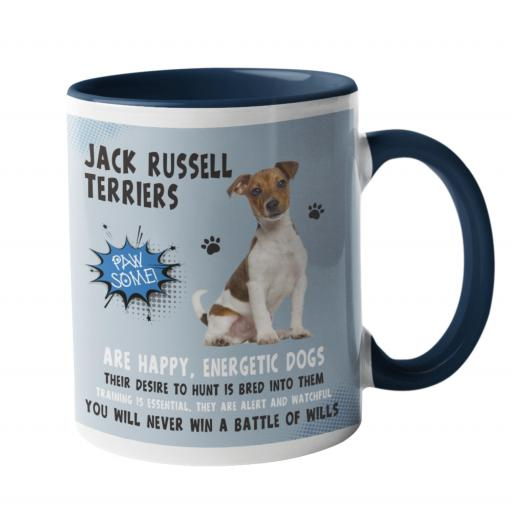 Jack Russell Terriers Dog Breed Mug
