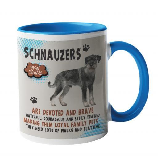 Schnauzers Dog Breed Mug