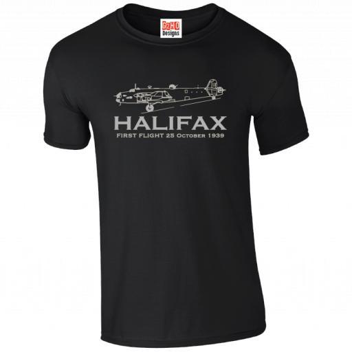 T-Shirt First Flight Halifax