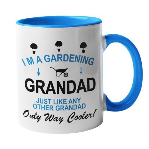 Gardening Grandad Gardening Mug