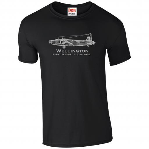 T-Shirt First Flight Wellington