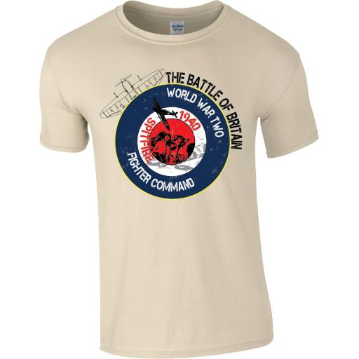 Battle of Britain WW2 T-shirt