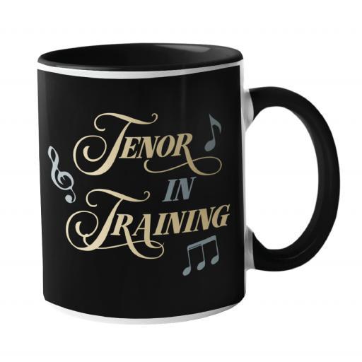 Tenor in Training, Music Mug