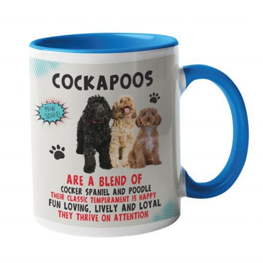 Cockapoos Dog Breed Mug