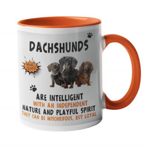 Dachshunds Dog Breed Mug