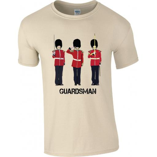 Guardsman T-Shirt - Got2haveone