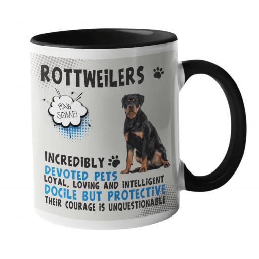 Rottweilers Dog Breed Mug