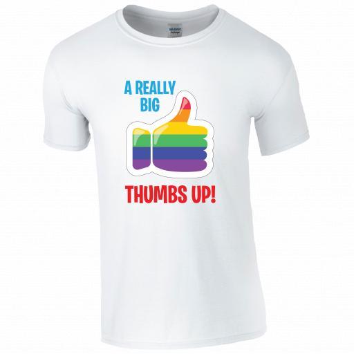 A Really big Thumbs Up T-shirt