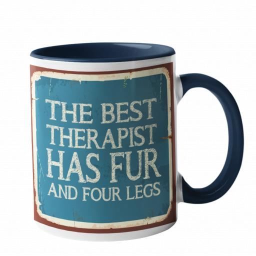 Best Therapist Humour Mug