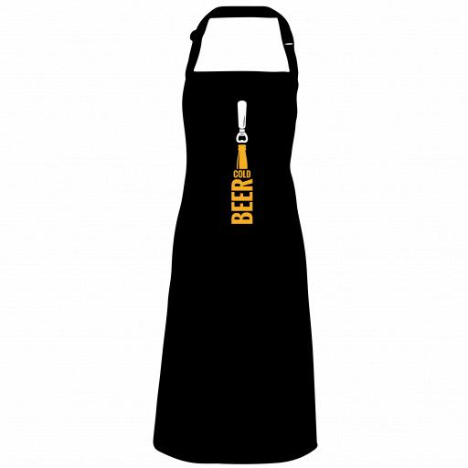Cold Beer Apron