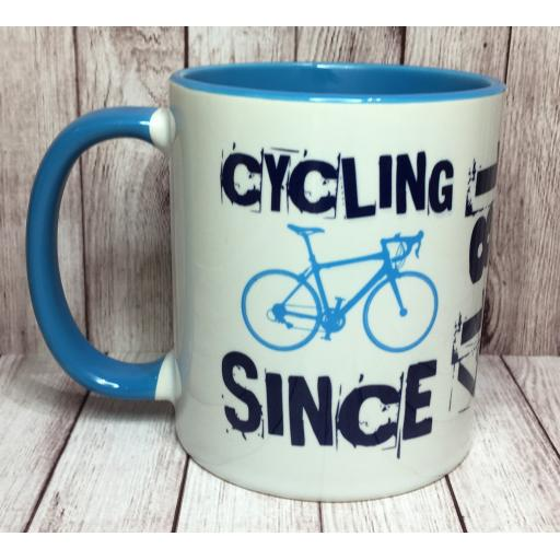 SjH Designs Cycling Since 1817 Mug - Got2haveone