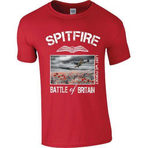 Battle of Britain Remembrance T-Shirt