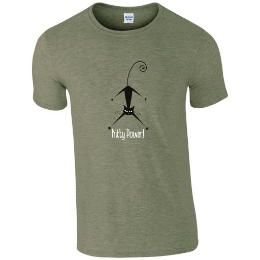 Kitty Power T-Shirt